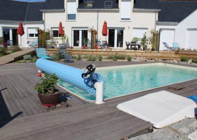 appart hotel les salines de la turballe terrasse piscine